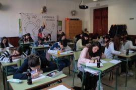 El Premi Coca-Cola de Relat Breu ha reunido en Baleares a 200 alumnos