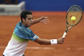 El mallorquín Jaume Antoni Munar sustituye a Granollers en la Copa Davis