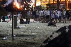 Una dura ordenanza contra el incivismo frenará la degradación turística de s'Arenal
