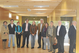 El polideportivo de Es Vinyet mejora sus instalaciones y estrena una sala multifuncional
