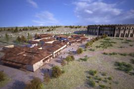 Cómo era una zona de ocio romana