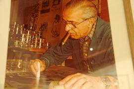 Fallece el grabador catalán Damià Caus, que fue colaborador de Miró