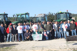 La oposición a las zonas ZEPA continúa con un 'berenar' reivindicativo del Pla