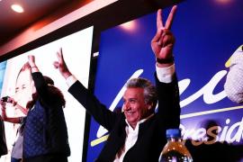 Lenín Moreno gana las elecciones presidenciales de Ecuador con el 51,07% de los votos