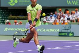 Rafa Nadal vuelve a colarse en el 'top 5' de la clasificación ATP