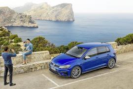 Volkswagen ha presentado en Mallorca los nuevos Golf