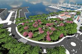 Puertos del Estado desafectará la antigua piscina y la zona verde de Gesa en Alcúdia