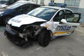 El juez deja en libertad al conductor ebrio que hirió a dos policías en Palma