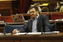 Vidal: «Desde esta bancada (del PP) algunos se iban de putas con dinero público»