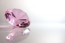 Así es la «Estrella Rosa», el diamante más caro del mundo