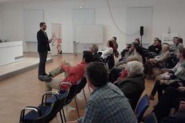 Unos cincuenta representantes de establecimientos emblemáticos de Palma se reúnen con el alcalde