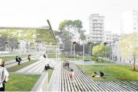 El proyecto «Fonamental» gana el concurso de ideas para la reforma de la plaza Mallorca de Inca