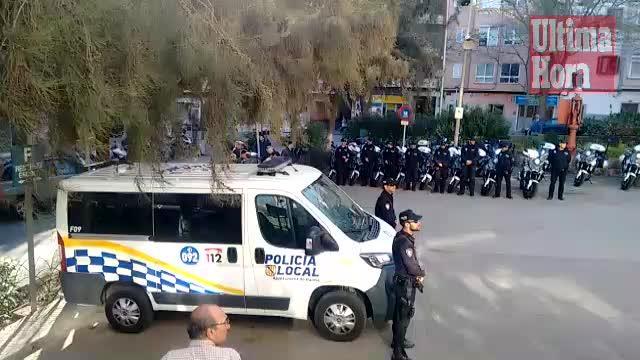 La Policía Local de Palma incorpora a su flota 30 motocicletas y dos furgones nuevos