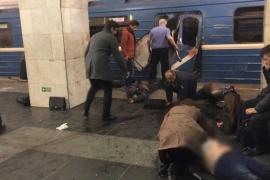 El terrorista suicida de San Petersburgo es un joven kirguís de 23 años