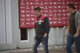 El Real Mallorca despide a Olaizola y Sergi Barjuan toma la batuta del equipo