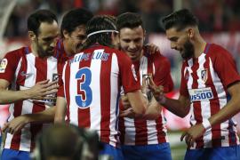 Filipe afianza al Atlético