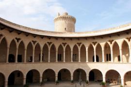 El Castell de Bellver tendrá entrada gratuita los festivos de Semana Santa