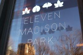 'Eleven Madison Park', el mejor restaurante del mundo por delante de Osteria Francescana y el Celler de Can Roca