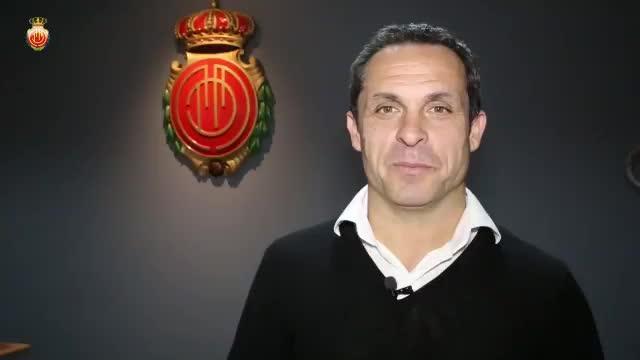 Sergi Barjuan: «Aquí hay materia prima»
