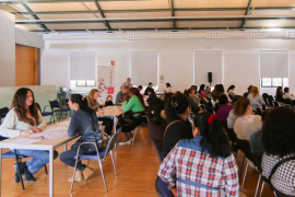 Cerca de 80 personas han participado en las jornadas de selección de PalmaActiva para el Grupo Piñero