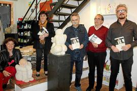 Francisca Llabrés presenta 'La voz de la piedra'