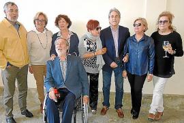 Joana Melis reúne a amigos y familiares por su jubilación