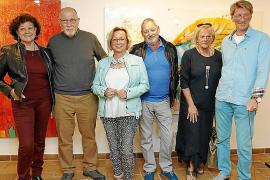 Exposición de Beate Mack en la galería Art Mallorca