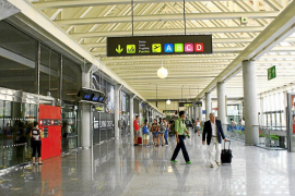 La Policía pide reforzar la plantilla en el Aeropuerto de Palma para evitar el colapso en la Terminal A