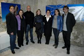 Inaugurada la exposición 'Obra pública; imatge i paraula' de Mateu Bennàssar