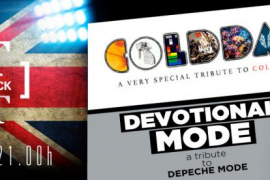 Noche de brit-pop en Trui Teatre con Coldday y Devotional Mode