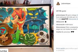 El grafiti impulsa la lucha cotidiana de un chico que espera un donante