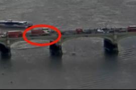 Fallece la mujer que se lanzó al río en el atentado de Londres