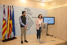 La tarjeta ciudadana permitirá acceder directamente a la Agencia de Colocación de PalmaActiva