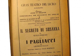 'Il Segreto di Susanna', una ópera cómica