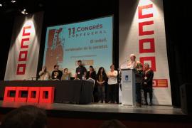 José Luis García ha sido reelegido secretario general de CCOO de Baleares