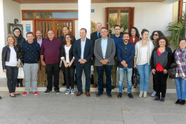 El Parlament discute en Formentera la rebaja del número de consellers