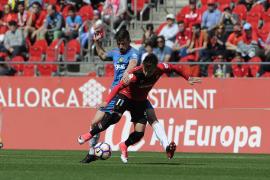 Barjuan debuta al frente del Mallorca con un empate y poco juego