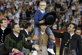 Fallece Adrián Hinojosa, el niño con cáncer que quería ser torero