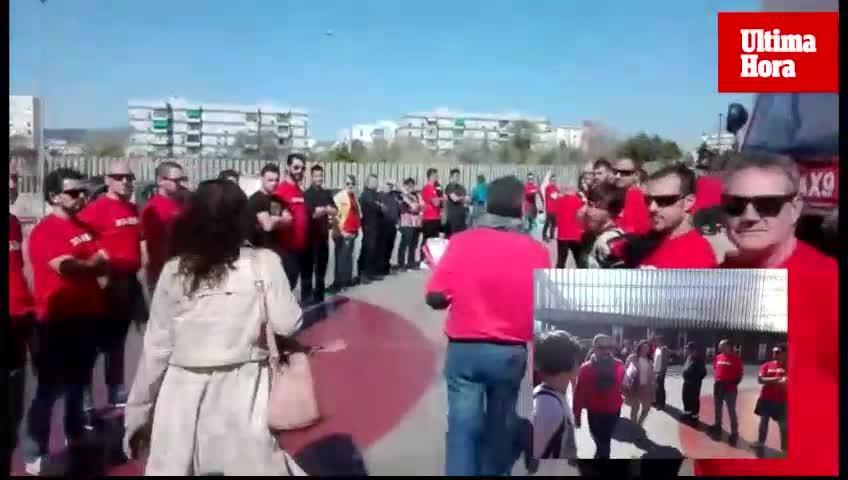 Angélica Pastor, indignada por comentarios sexistas por parte de los Bombers de Palma