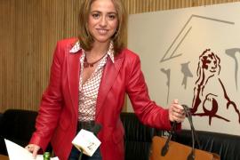 La carrera política de Carme Chacón, en imágenes