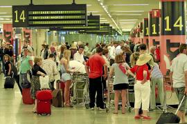 Las reclamaciones en los juzgados a las compañías aéreas se multiplican por ocho