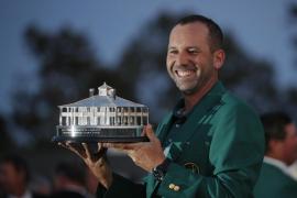 Sergio García conquista el Masters de Augusta