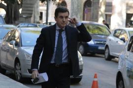 Matas regresa a la Audiencia para dos vistas previas del caso Palma Arena