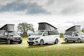 Mercedes-Benz Vans amplía su familia de autocaravanas compactas