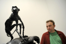 El artista mallorquín Miquel Barceló presenta en Tokio un documental de Mali, país al que no ha vuelto