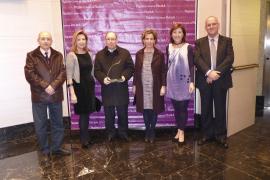 Premis Ciutat de Palma y exposición en el Casal Solleric