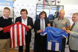 El Atlético de Madrid colaborará con el Atlètic Balears en la formación de jugadores