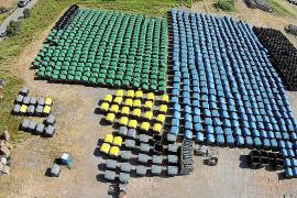 Nuevos contenedores de Emaya en las calles a partir del día 24