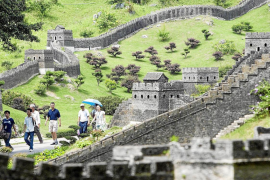 China supera a España como segundo destino turístico mundial