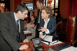 El PP denuncia que Calvo no haya bajado el sueldo a los altos cargos de Mercapalma